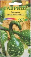 Лагенария Гусь в яблоках, 5 шт.