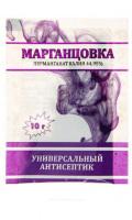Марганцовка Зеленое сечение 44,9%, 10 г