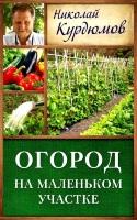 Огород на маленьком участке. Автор: Курдюмов Н.И.